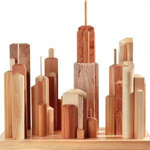 Scultura in legno Ciita'