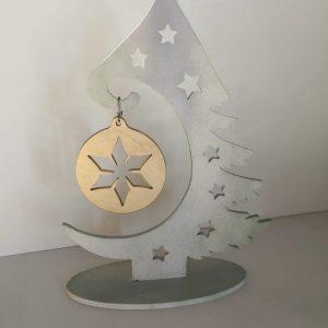 Decorazione Albero Natale 1