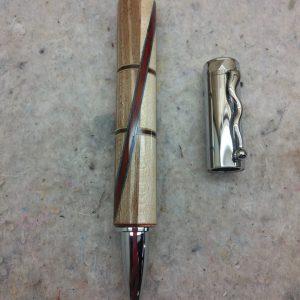 Penna in legno modello Diagonale