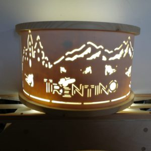 Lampada Trentino