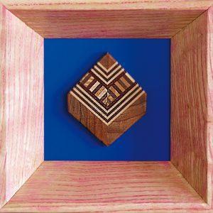 "Quadro ""The Cube"""