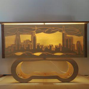 Lampada Metropoli