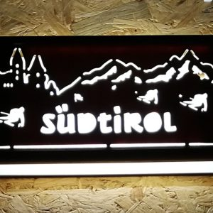 Lampada Sudtirol