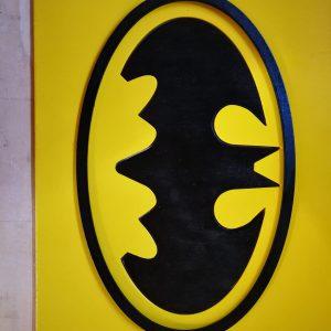 Logo demo Batman