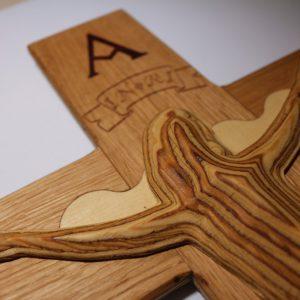 Crocefisso in legno 1